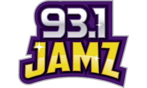 93.1 JAMZ logo